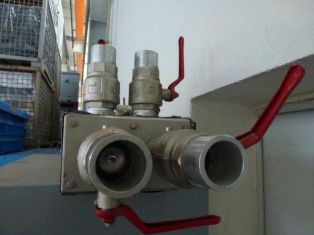 Trocknungstrichter Digicolor für Granulat ca. 200 l z.Trockenluft - 6