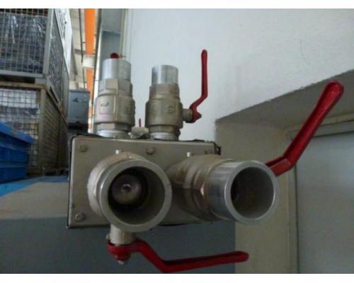 Trocknungstrichter Digicolor für Granulat ca. 200 l z.Trockenluft - Bild 6