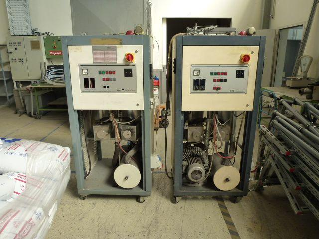 Trocknungstrichter Digicolor für Granulat ca. 200 l z.Trockenluft - 9