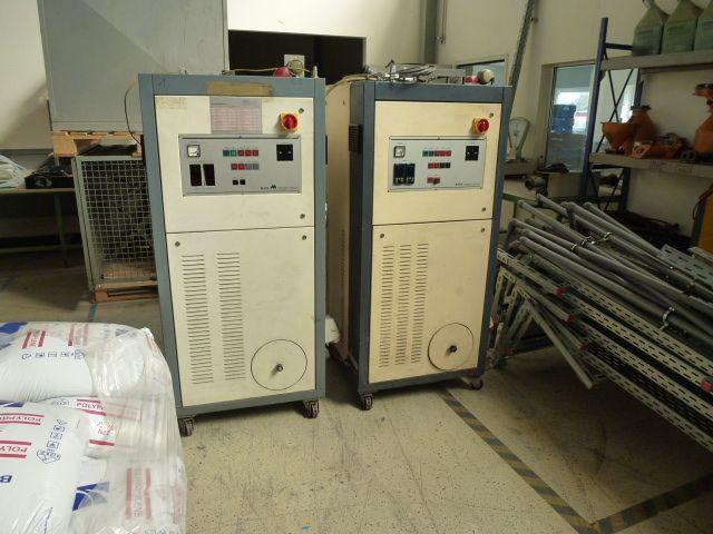 Trocknungstrichter Digicolor für Granulat ca. 200 l z.Trockenluft - 10