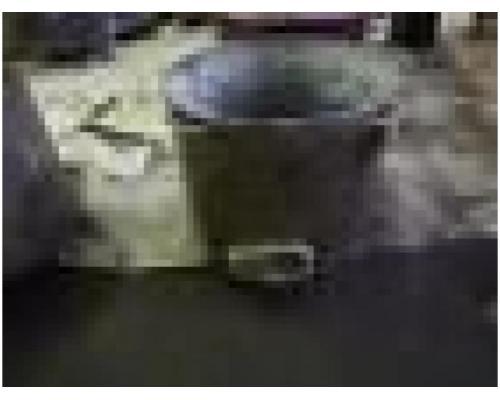 10 Farbmischkübel Mischkessel Rührwerksbehälter Drais 300l rollb. - Bild 4