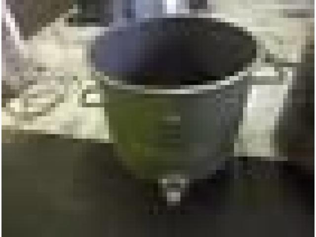 10 Farbmischkübel Mischkessel Rührwerksbehälter Drais 300l rollb. - 6