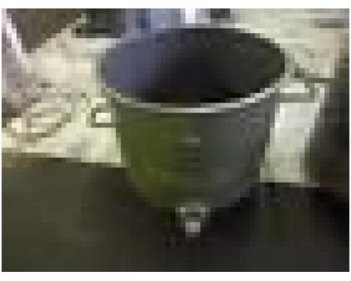 10 Farbmischkübel Mischkessel Rührwerksbehälter Drais 300l rollb. - Bild 6