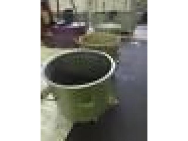 10 Farbmischkübel Mischkessel Rührwerksbehälter Drais 300l rollb. - 7