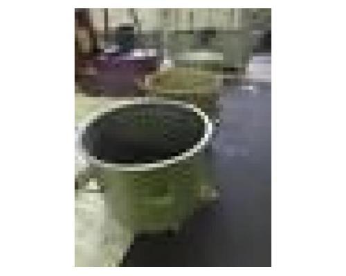10 Farbmischkübel Mischkessel Rührwerksbehälter Drais 300l rollb. - Bild 7