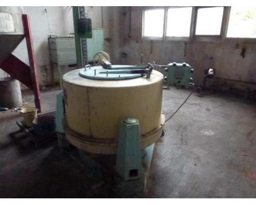 10 Farbmischkübel Mischkessel Rührwerksbehälter Drais 300l rollb. - Bild 11