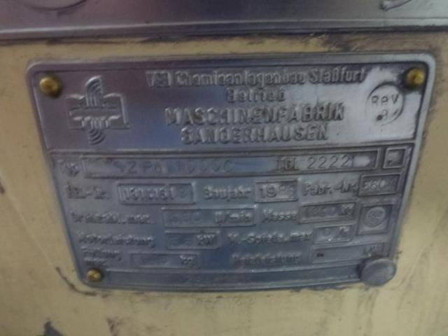 10 Farbmischkübel Mischkessel Rührwerksbehälter Drais 300l rollb. - 12