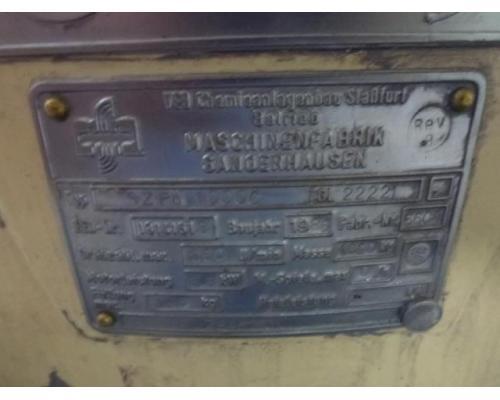 10 Farbmischkübel Mischkessel Rührwerksbehälter Drais 300l rollb. - Bild 12