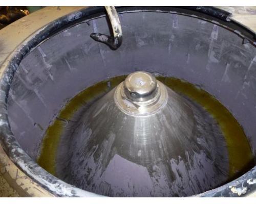 10 Farbmischkübel Mischkessel Rührwerksbehälter Drais 300l rollb. - Bild 13