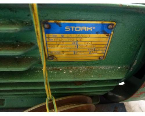 Elektromotor STORK KMER 160L2 380/660 V 18,6 kW 1415 1/min - Bild 2