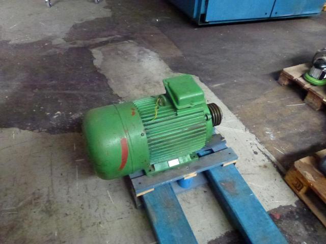 Elektromotor STORK KMER 160L2 380/660 V 18,6 kW 1415 1/min - 3