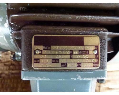 Elektromotor STORK KMER 160L2 380/660 V 18,6 kW 1415 1/min - Bild 12