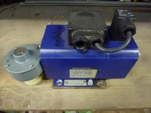 Getriebemotor GROSCHOPP 105 W WK1777504 mit Bremse - 1