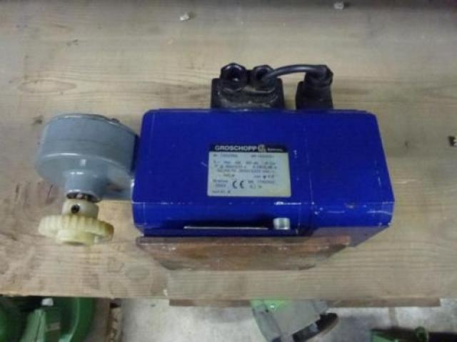 Getriebemotor GROSCHOPP 105 W WK1777504 mit Bremse - 2