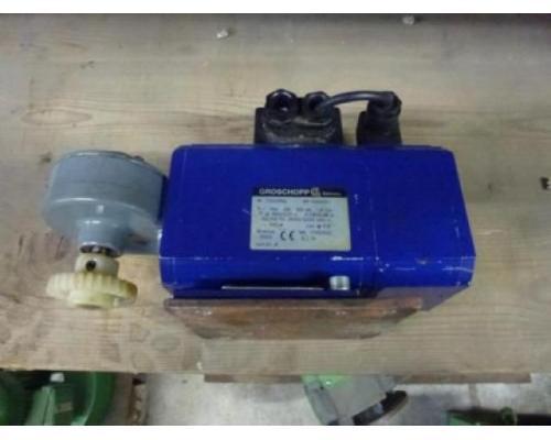 Getriebemotor GROSCHOPP 105 W WK1777504 mit Bremse - Bild 2