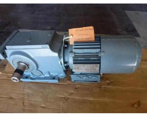 Getriebemotor GROSCHOPP 105 W WK1777504 mit Bremse - Bild 7