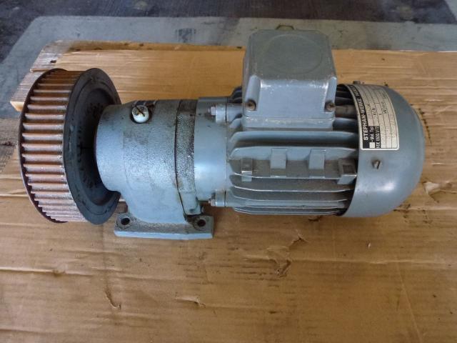 Getriebemotor GROSCHOPP 105 W WK1777504 mit Bremse - 9