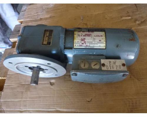 Getriebemotor GROSCHOPP 105 W WK1777504 mit Bremse - Bild 11