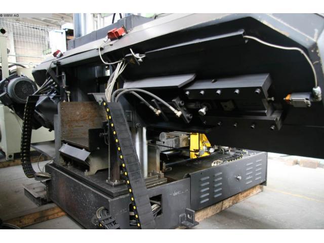 METORA Bandsäge - Automatisch VMB 455 DS - 4