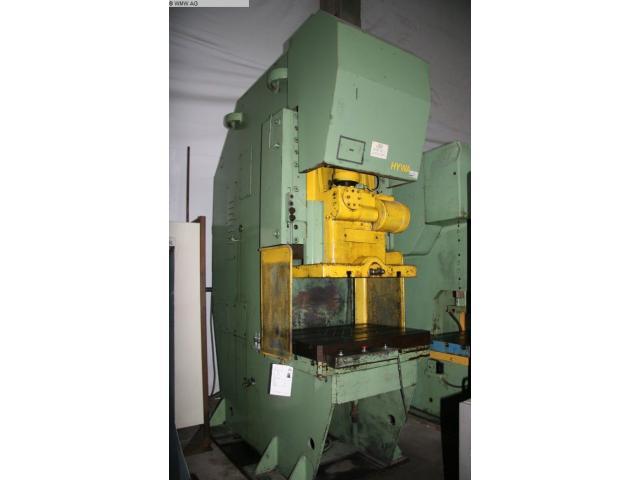 WMW Einständerexzenterpresse PEE II 160 - 1