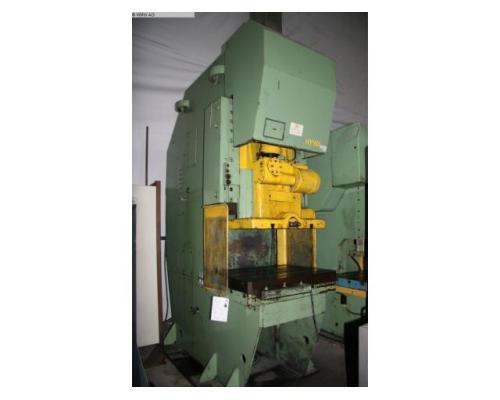 WMW Einständerexzenterpresse PEE II 160 - Bild 1