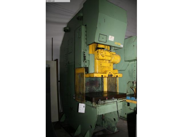 WMW Einständerexzenterpresse PEE II 160 - 2