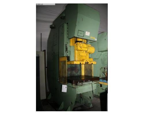 WMW Einständerexzenterpresse PEE II 160 - Bild 2