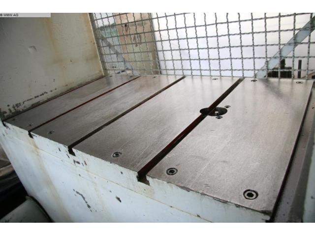 LAUFFER & BUTSCHER hydraulische Doppelständer (zieh) presse RA 80/30 - 3