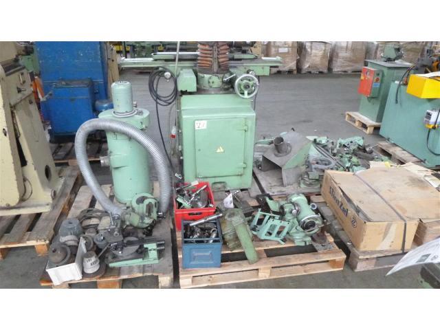 STANKOIMPORT Werkzeugschleifmaschine 3B642 - 4