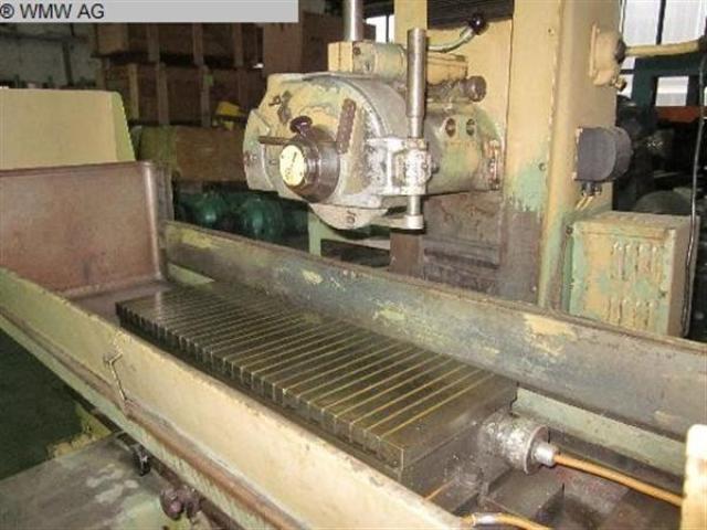 WMW MIKROMAT Flachschleifmaschine - Horizontal SFW 200x600 - 1