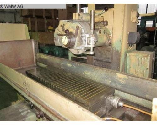 WMW MIKROMAT Flachschleifmaschine - Horizontal SFW 200x600 - Bild 1
