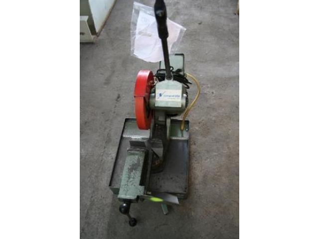 BERG & SCHMIDT Kaltkreissäge - Vertikal Kompakt 250 - 2