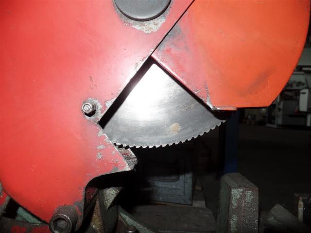 BERG & SCHMIDT Kaltkreissäge - Vertikal Kompakt 250 - 6