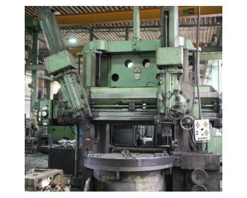 NILES Karusselldrehmaschine - Doppelständer DKZ 2000 x 1250 B - Bild 1