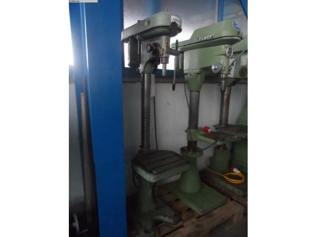 EIKO Säulenbohrmaschine B2 - 2