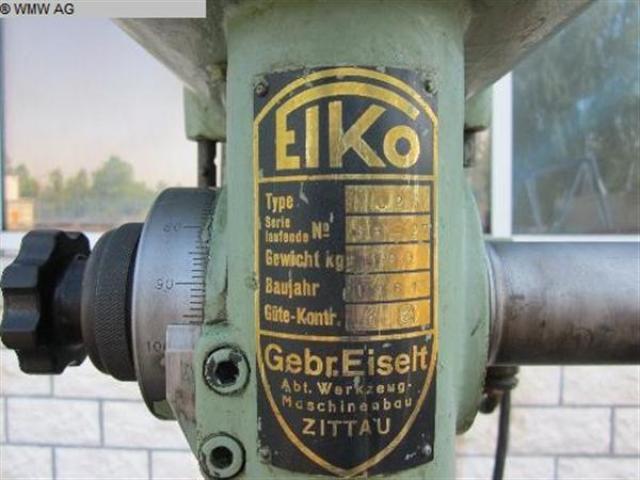 EIKO Säulenbohrmaschine B2 - 5