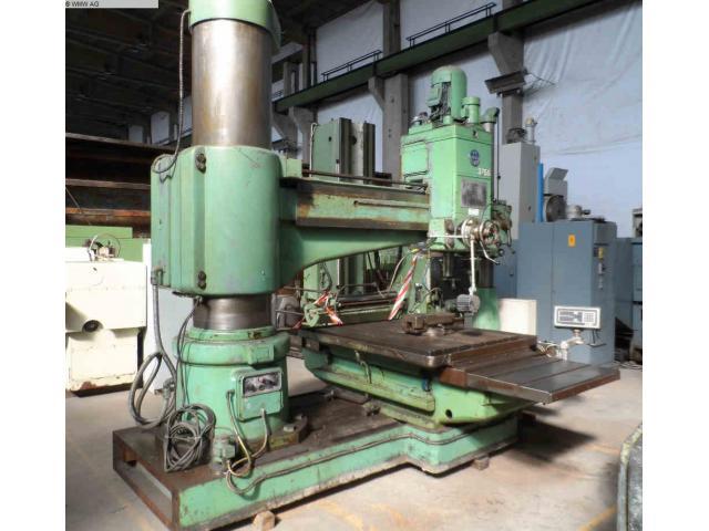 WEBO Radialbohrmaschine BR 50/63-H 2000 - 1
