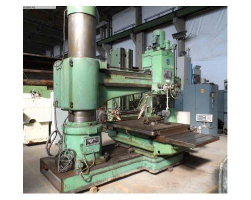 WEBO Radialbohrmaschine BR 50/63-H 2000 - Bild 1