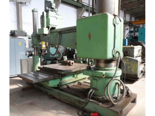 WEBO Radialbohrmaschine BR 50/63-H 2000 - 2