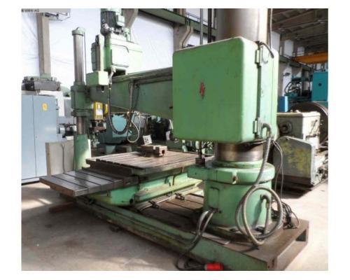 WEBO Radialbohrmaschine BR 50/63-H 2000 - Bild 2