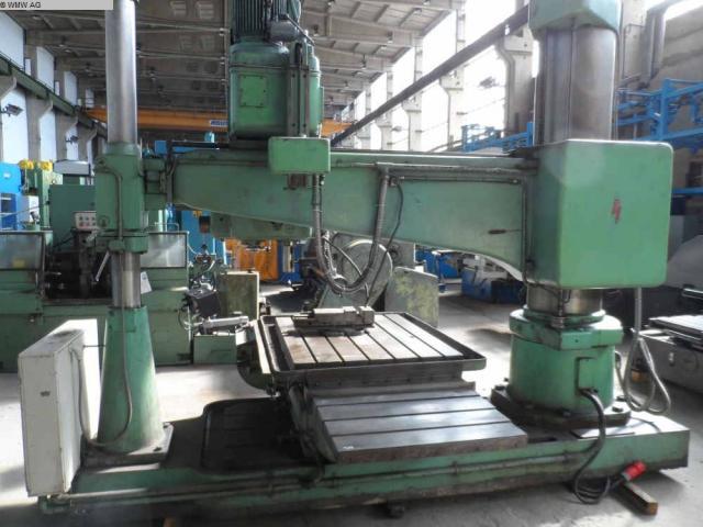 WEBO Radialbohrmaschine BR 50/63-H 2000 - 3