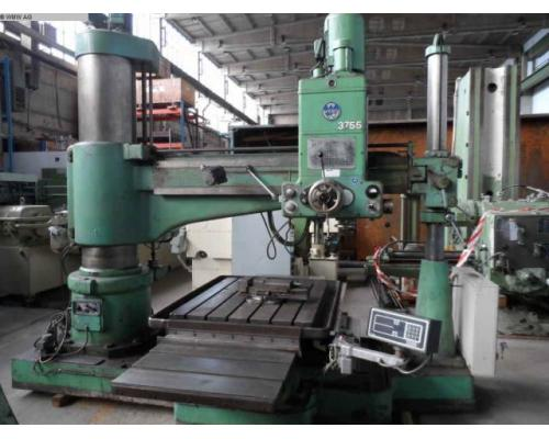 WEBO Radialbohrmaschine BR 50/63-H 2000 - Bild 4