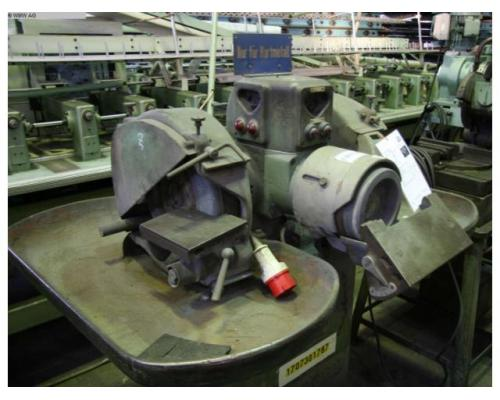 ELBTALWERK Stähleschleifmaschine SLWSt 640 L - Bild 2