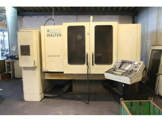 WALTER Werkzeugschleifmaschine Heli Center GC-6 - 1