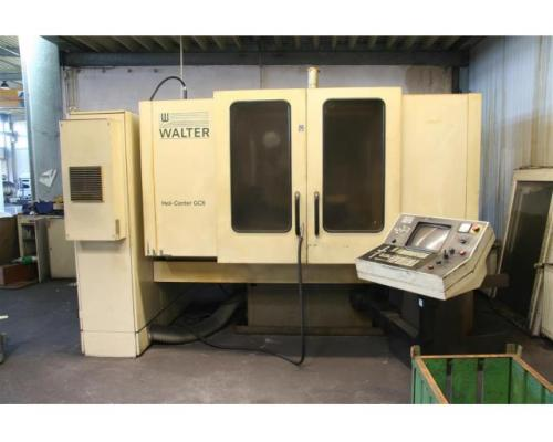 WALTER Werkzeugschleifmaschine Heli Center GC-6 - Bild 1