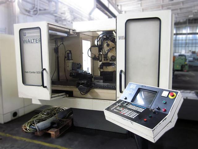 WALTER Werkzeugschleifmaschine Heli Center GC-6 - 2