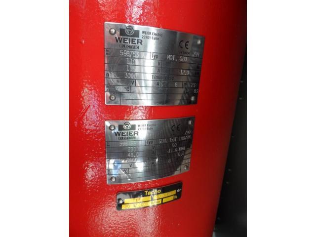 NIFE KAUFEL Generator USV  ZSV9-110/230 - 4