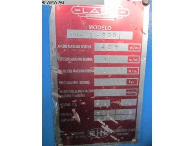 L.A.S.A. Richtmaschine RH 16-200 - 4