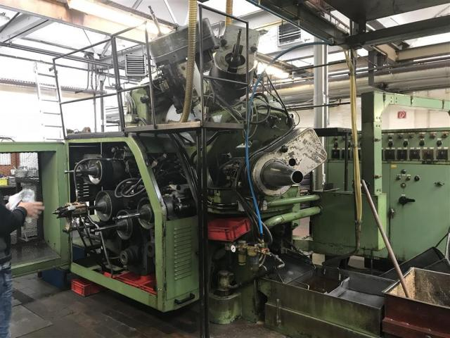 GNUTTI Transfermaschine FMO 11-125 - 4