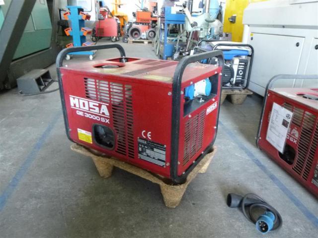 MOSA Generator GE 3000 SX - 5
